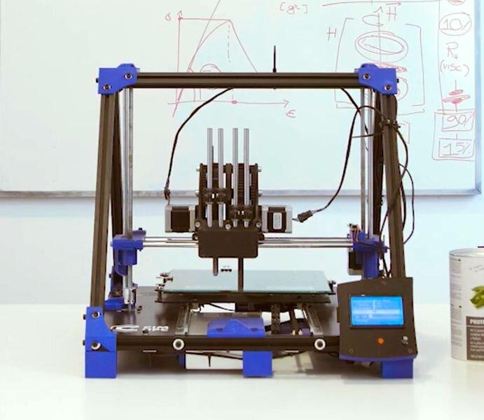 3D printer for vegetarian steaks [Source: Nova Meat]