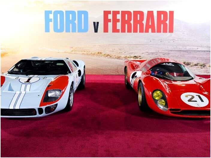 Ford vs. Ferrari: Using 3D Printing