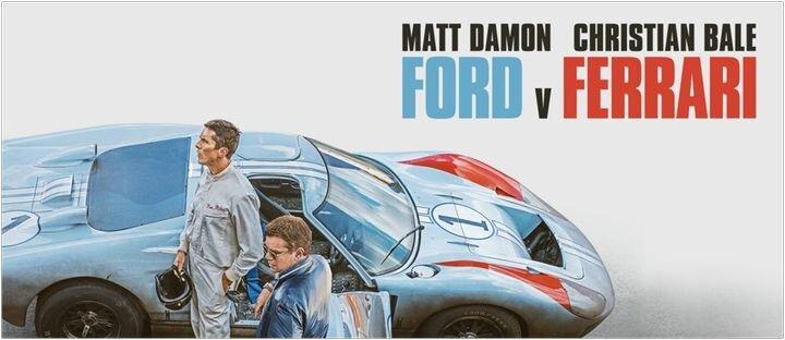 20th Century Studios ' Ford vs. Ferrari
