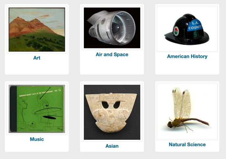 Smithsonian Releases Massive Amount of Digital Data, But Where Are The 3D Models?