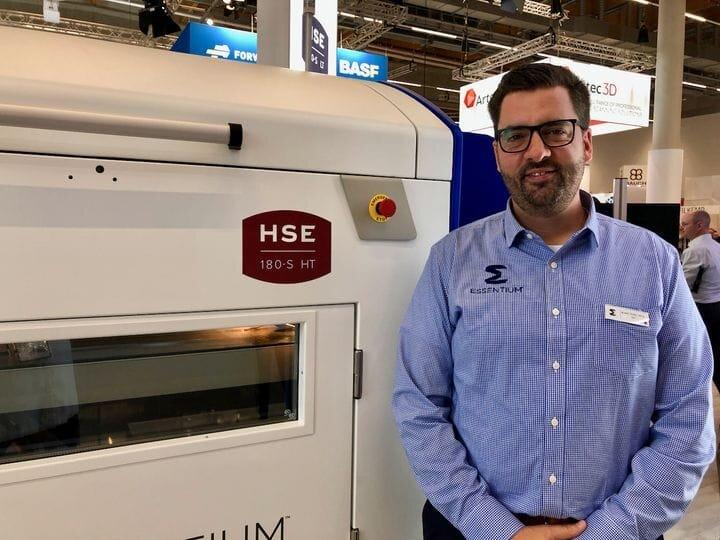 Essentium Introduces High Speed, Low Cost Engineering Materials