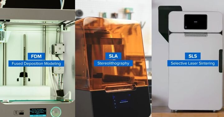 Formlabs video showing competitive products! [Source: Formlabs]