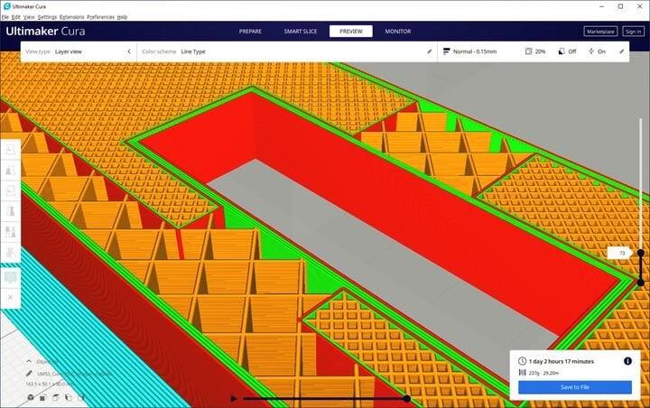 Teton Simulation's Smart Slice Tool Works!