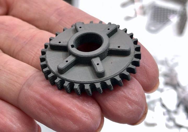 , Tritone Making Progress Developing MoldJet Technology