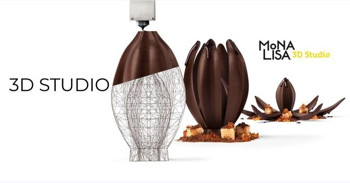 A new chocolate 3D printing service [Source: Barry Callebaut]