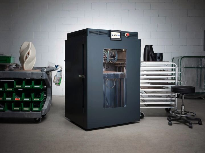, AON3D Launches New Industrial 3D Printer: The AON-M2 2020