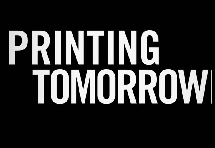 Printing Tomorrow [Source: VICE]