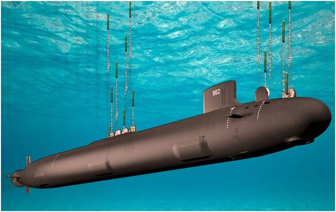 , Electric Boat's Largest New Attack Submarine Can Strike a Balance With 3D Printing