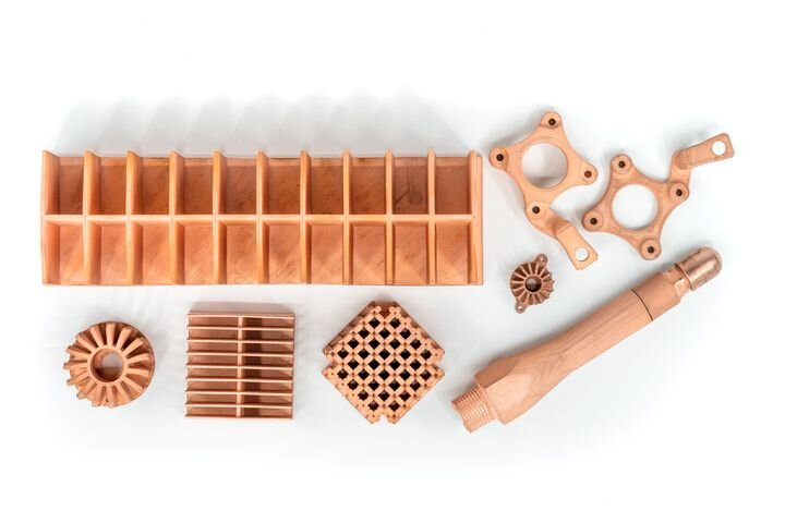 , The Metal X 3D Printer Gains Copper Metal