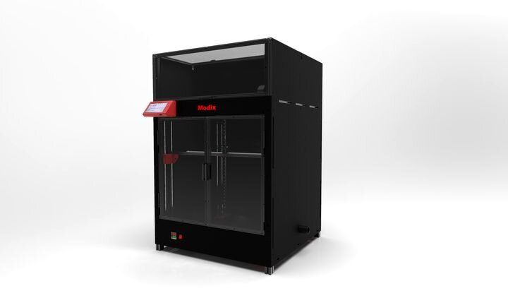 The Modix Big-60 large format 3D printer [Source: Modix]