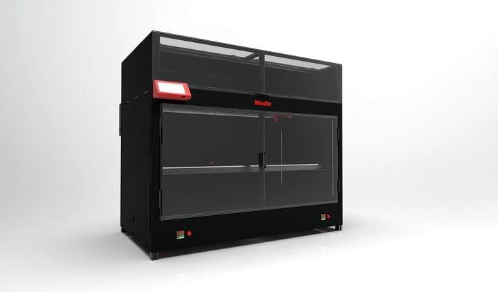 The huge Modix Big-120X 3D printer, version 3 [Source: Modix]