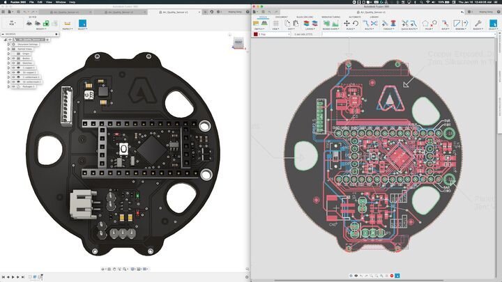 , Hold Onto Your PCBs – Autodesk Just Added ECAD to Fusion 360