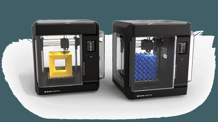 The MakerBot SKETCH 3D printer [Source: MakerBot]