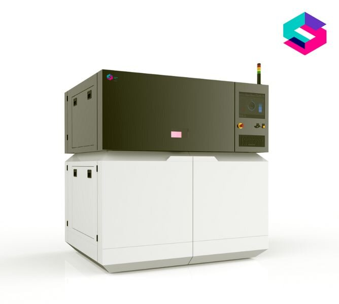 The Two Sides of the Sonda SYS SL02 3D Printer