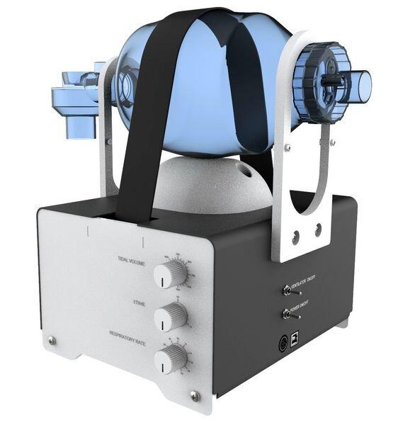 The VentCore Open Source Ventilator Project