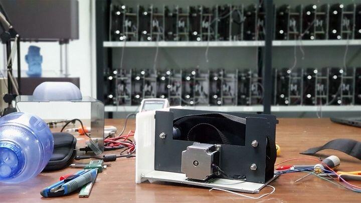 Assembling the VentCore open source ventilator system [Source: VentCore]