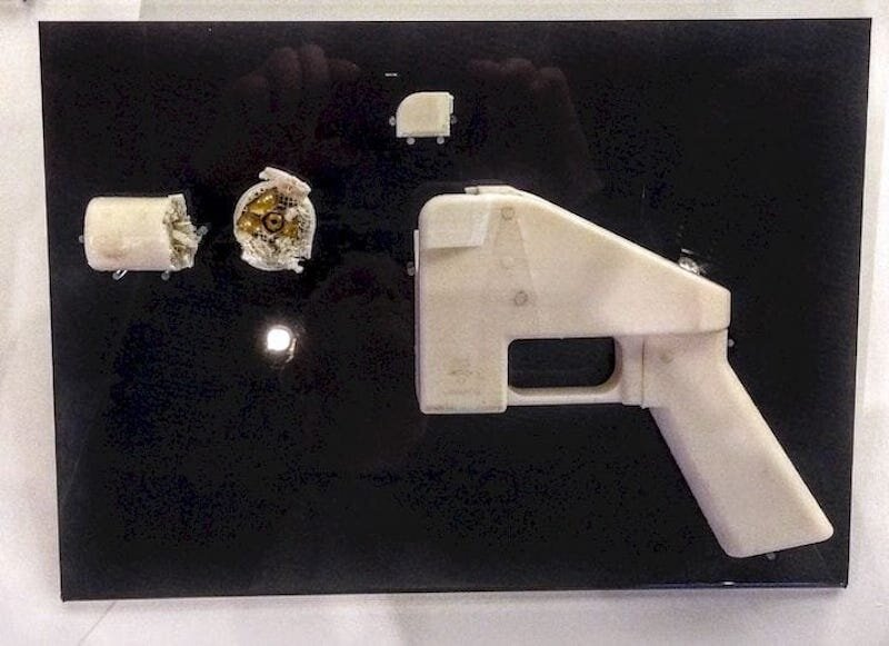 , States Request Removal of 3D Printed Weapon Designs