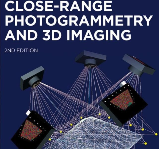 , Book of the Week: Close-Range Photogrammetry and 3D Imaging
