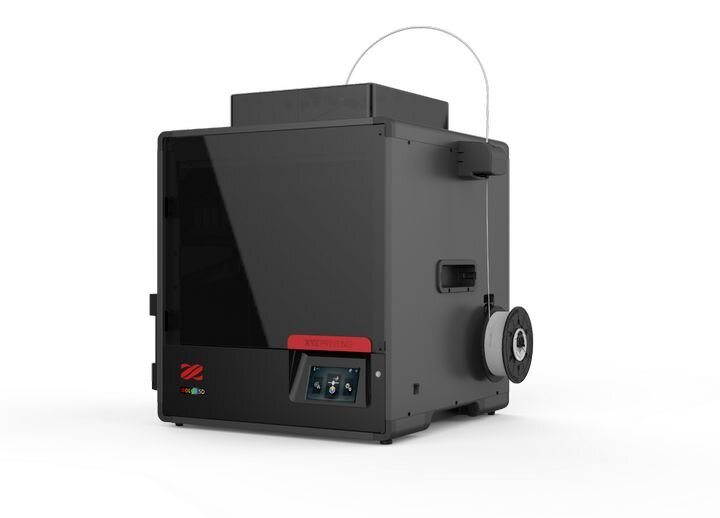 da Vinci Color 5D 3D printer. [Photo via XYZprinting]