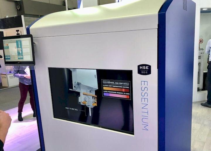 Essentium's HSE series of industrial 3D printers [Source: Fabbaloo]
