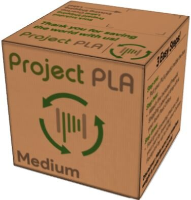 Project PLA will recycle your 3D printing scraps [Source: Project PLA]