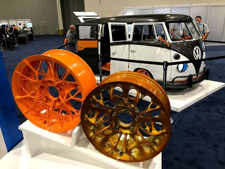 When Generative Design Backfires – VW's New Wheels
