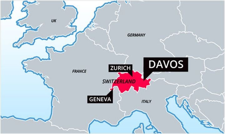 3D Printing Comes to Davos for the First Time