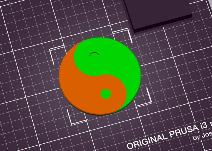 Importing 3D models for multi-material 3D printing: correct [Source: Fabbaloo]