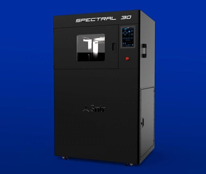 The Spectral 30 high temperature 3D printer [Source: 3ntr]