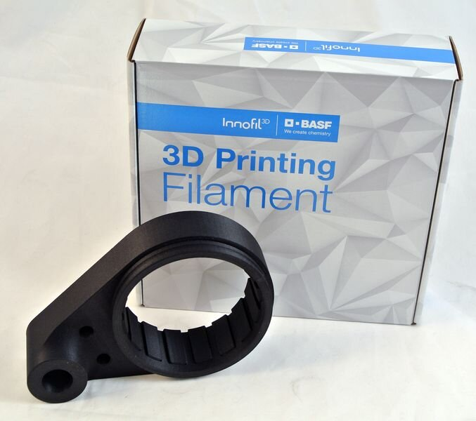 You can now easily use certain third party 3D printer filaments on the Kodak Portrait 3D printer [Source: Smart International]