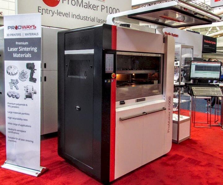 , Chemical Companies Acquiring 3D Printers