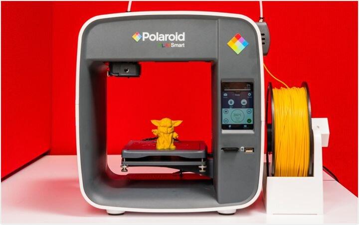Polaroid PlaySmart 3D Printer [Source:  PCMAG ]