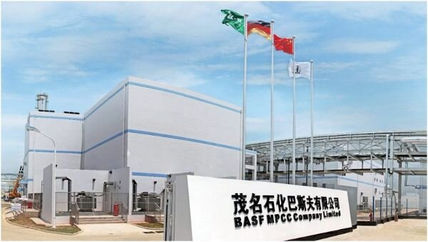 BASF MPCC Company Ltd. [Source:  BASF ]