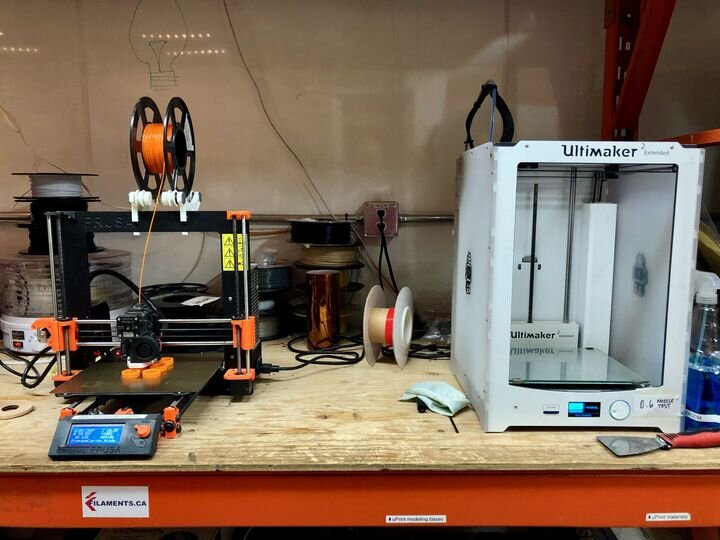 More On The 3D Printer Hair Incident
