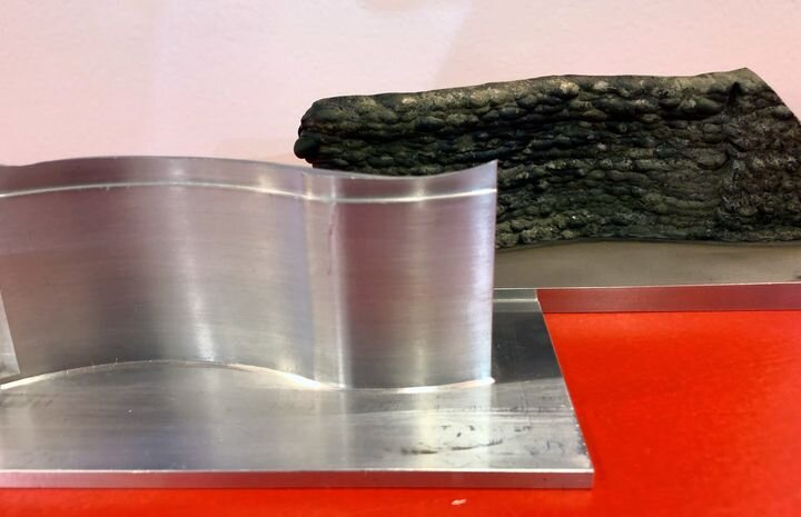 SBI International's Metal 3D Printing Process