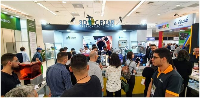 3D Printing in Brazil: 3D CRIAR on the Promises and Challenges Ahead
