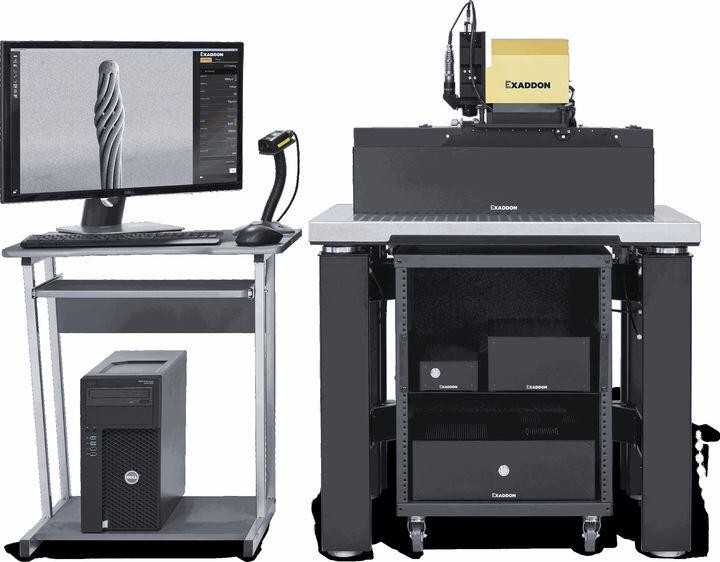 Exaddon's CERES microscopic metal 3D printer [Source: Exaddon]