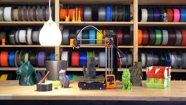News on the Original Prusa MINI leads to some speculation [Source: Prusa Research]