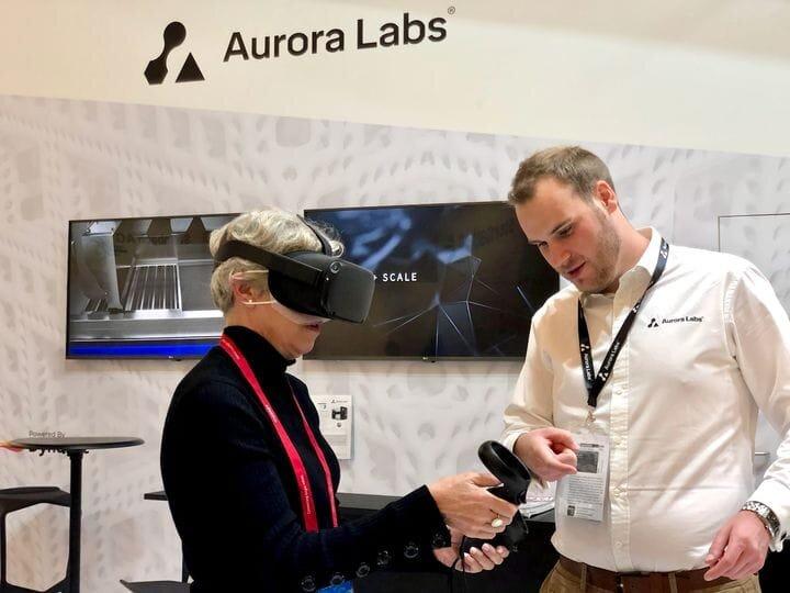 Using VR In 3D Printing