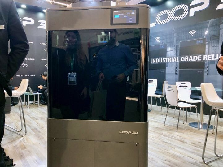 The Loop Pro industrial 3D printer [Source: Fabbaloo]