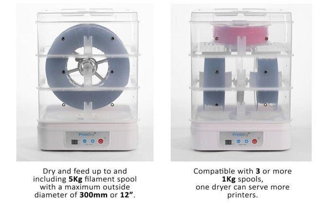 The PrintDry Filament Dryer 2.0