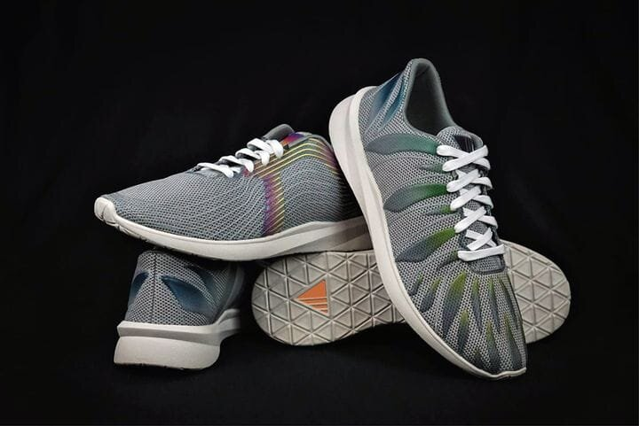 Voxel8 Returns to 3D Print Shoe Uppers
