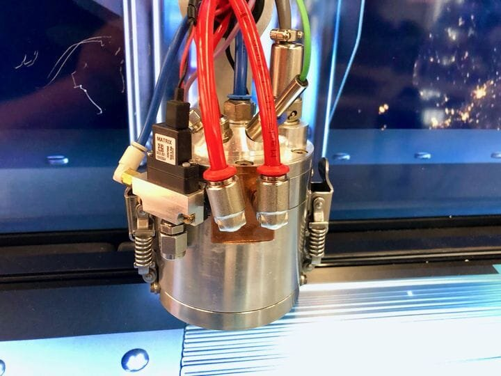 Belgian Startup Develops Inexpensive Metal 3D Printing Process