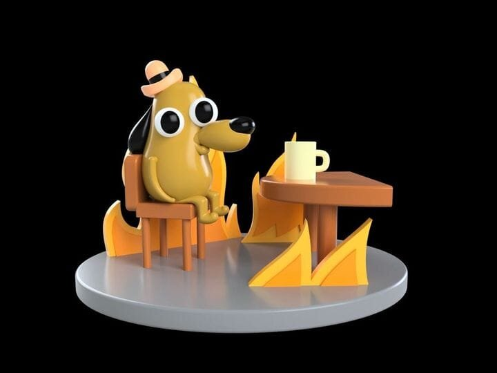 Design of the Week: This Is Fine