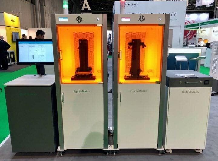 Inside 3D Systems' Figure 4 Technology