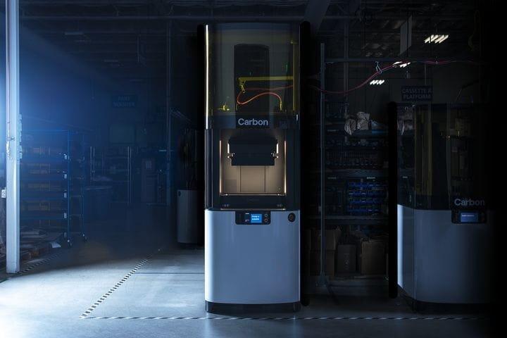 The Carbon L1 production 3D printer [Source: Carbon]