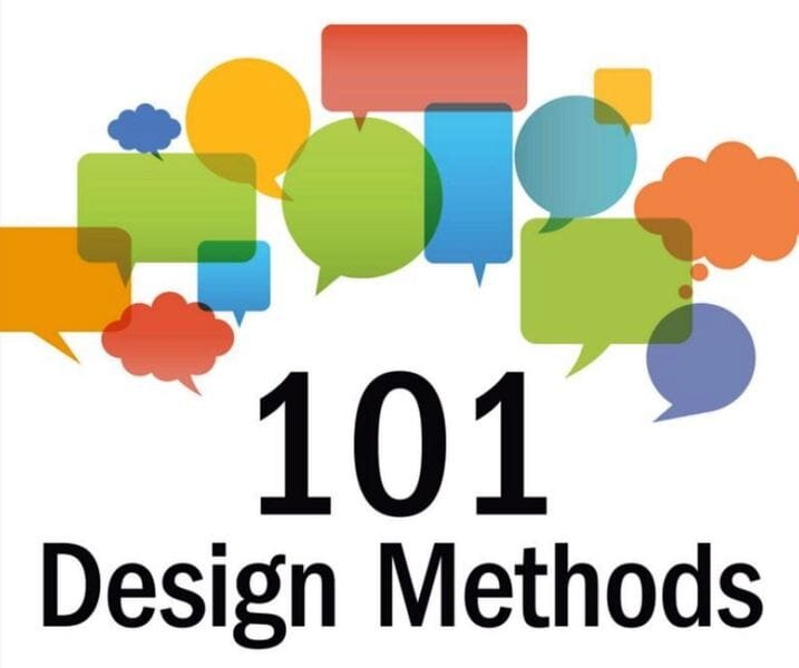 101 Design Methods [Source: Amazon]