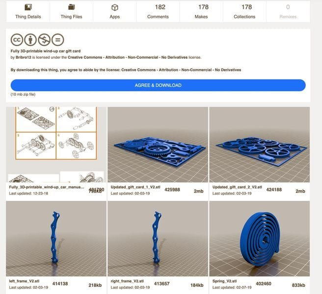 , Hands On With Thingiverse++