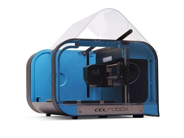 The RBX1 professional desktop 3D printer - on sale [Source: CEL-ROBOX]