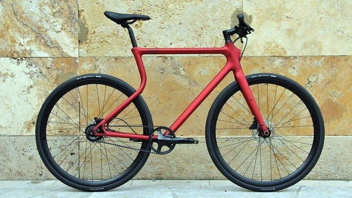 A 3D printed urban bike [Source: SolidSmack]